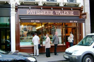 Patisserie Valerie, Londra