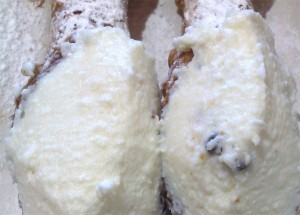 Un cannolo siciliano come si deve
