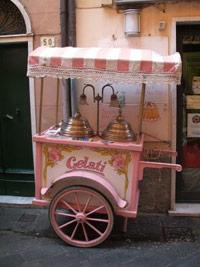 Carretto dei gelati, di una volta...