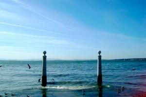 L'oceano a Carvoeiro.
