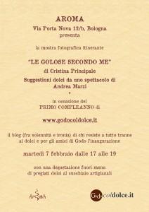 Godo con l'Aroma a Bologna